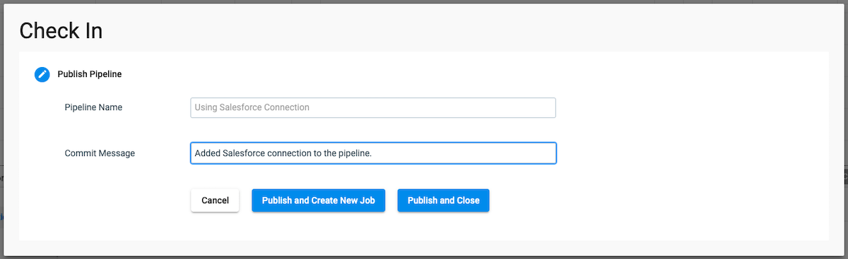 Connection Catalog in StreamSets Control Hub